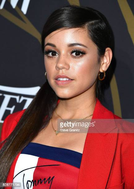 Jenna Ortega arrives at the Variety Power Of Young Hollywood at TAO Hollywood on August 8 2017 in Los Angeles California