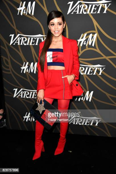 Jenna Ortega attends Variety Power Of Young Hollywood at TAO Hollywood on August 8 2017 in Los Angeles California