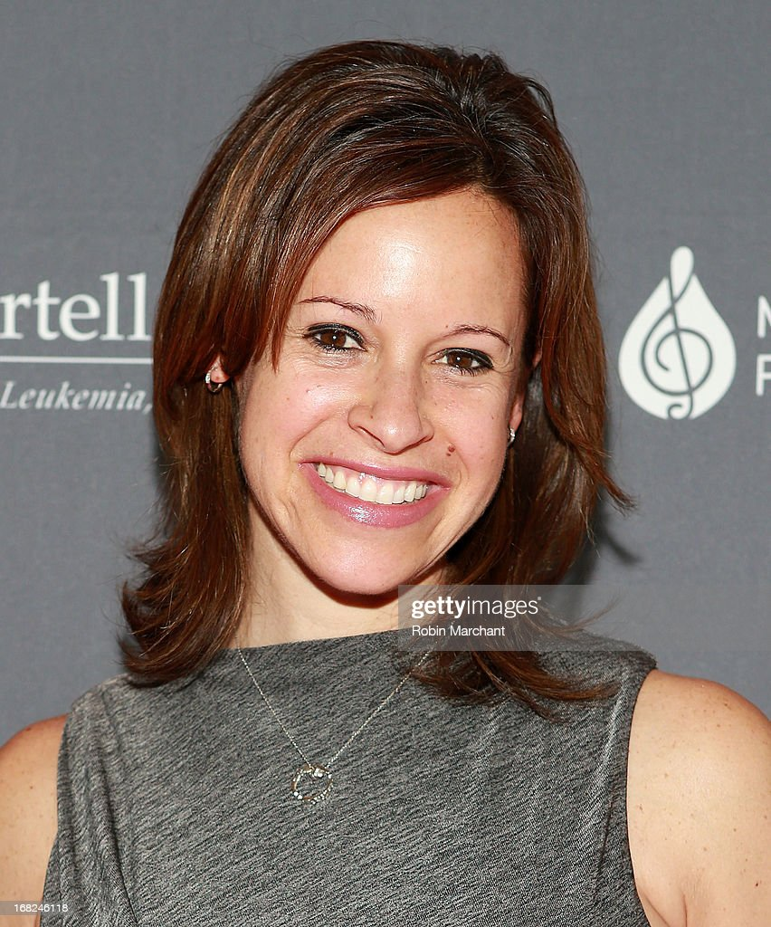 Jenna Wolfe attends 2013 T.J. Martell Foundation's Women Of Influence Awards And Luncheon at Riverpark on May 7, 2013 in New York City.