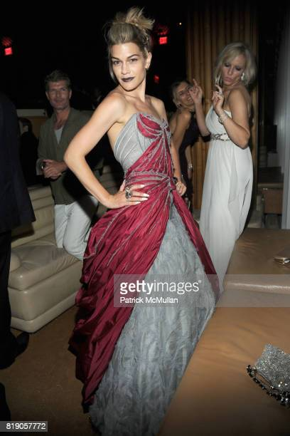 Jenne Lombardo attend The Unofficial After Party for THE METROPOLITAN MUSEUM OF ART'S Spring 2010 COSTUME INSTITUTE Benefit Gala on Top of The...