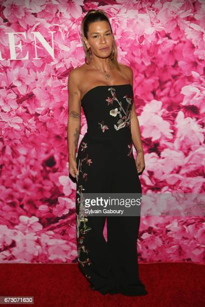 Jenne Lombardo attends 2017 New Yorkers For Children's A Fool's Fete Enchanted Garden at Mandarin Oriental New York on April 25 2017 in New York City