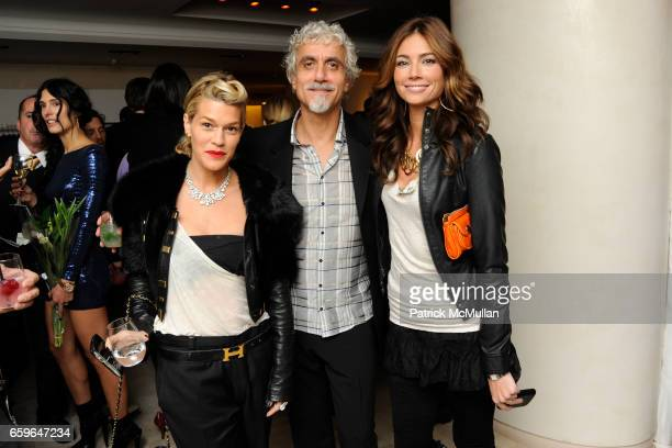 Jenne Lombardo Ric Pipino and Mary Katherine attend BERGDORF GOODMAN hosts Indochine's 25th Anniversary Book Party at Bergdorf Goodman on October 29...