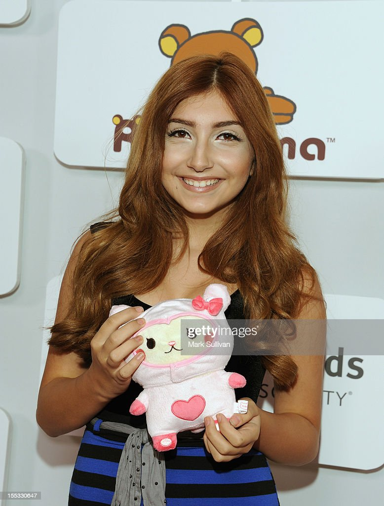 Jennessa Rose attends Rilakkuma & Space Hamsters at The Mark for Events on November 2, 2012 in Los Angeles, California.