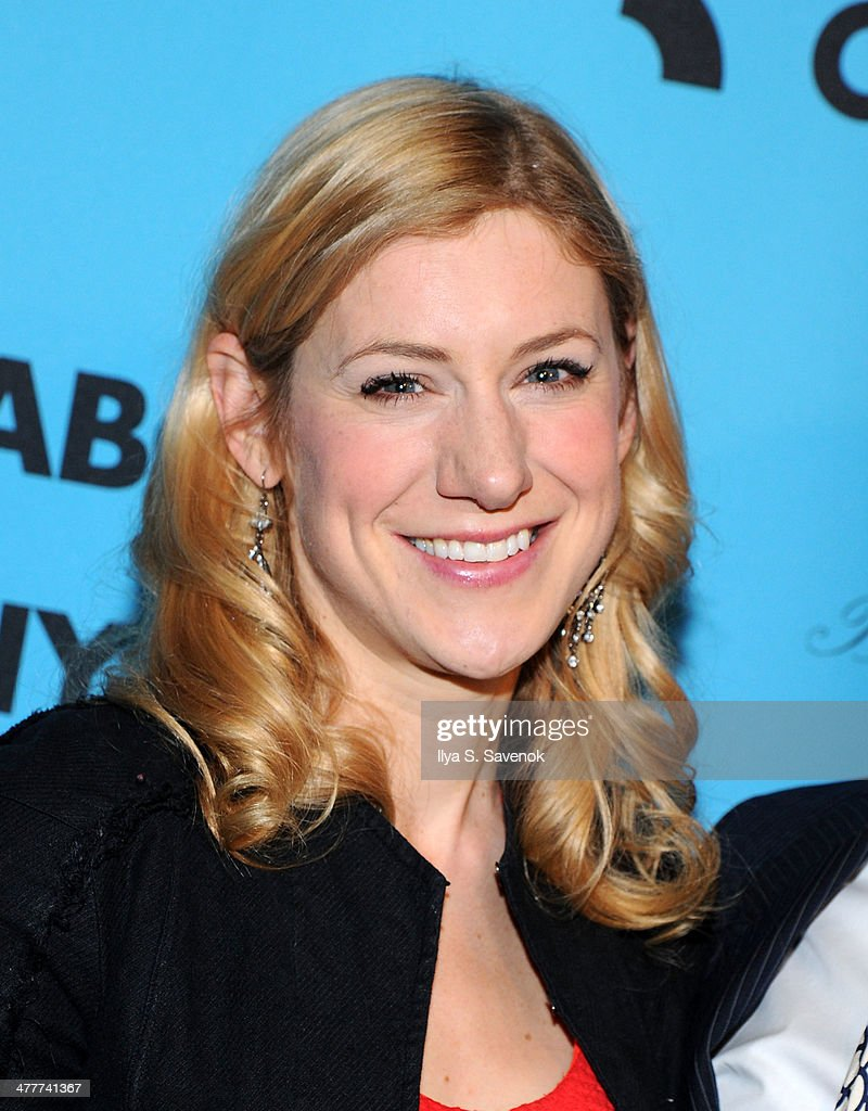 Jenni Barber attends Roundabout Theatre Company's 2014 Spring Gala at Hammerstein Ballroom on March 10, 2014 in New York City.