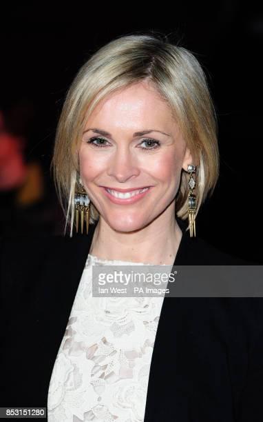Jenni Falconer attending the British Academy Games Awards at Tobacco Dock London