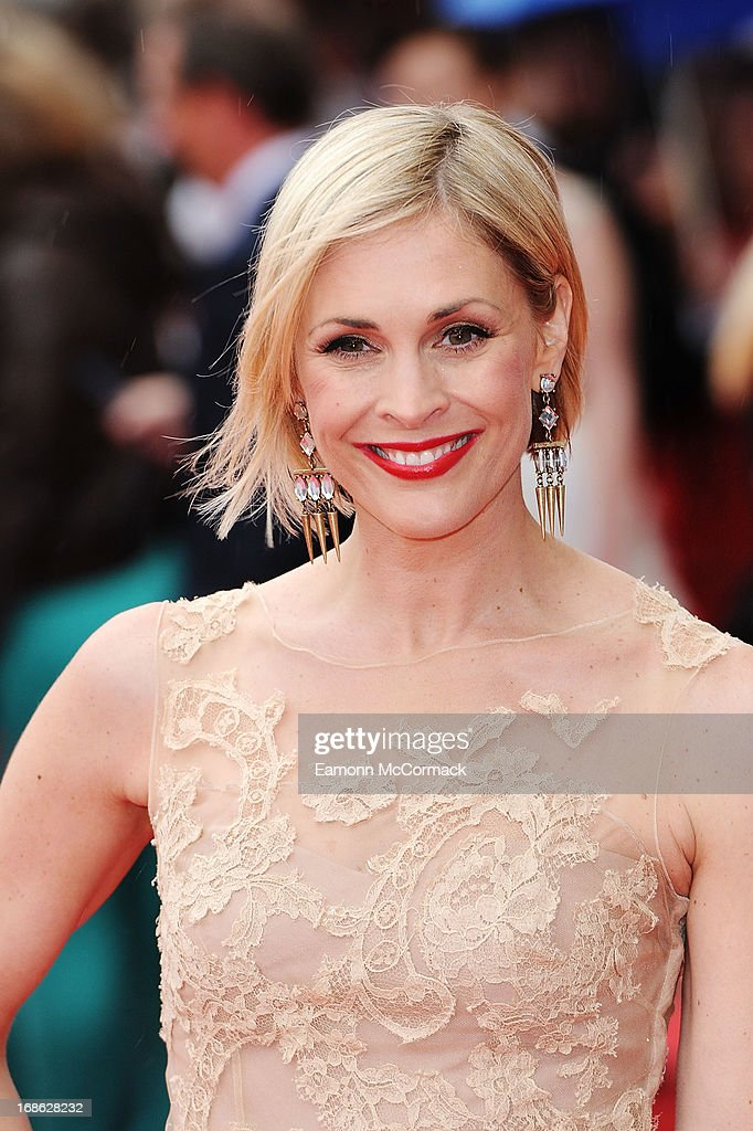 Jenni Falconer attends the Arqiva British Academy Television Awards 2013 at the Royal Festival Hall on May 12, 2013 in London, England.