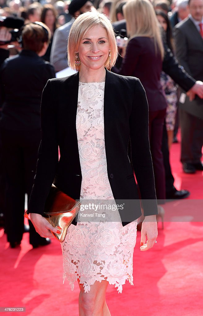 Jenni Falconer attends the Prince's Trust & Samsung Celebrate Success awards at Odeon Leicester Square on March 12, 2014 in London, England.