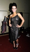 Jenni Farley also known as 'JWoww' from the MTV show 'Jersey Shore' attends the Richie Rich Fall 2011 fashion show during MercedesBenz Fashion Week...