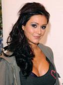 Jenni 'JWOWW' Farley visits Prive Hair Salon on June 6 2010 in Los Angeles California