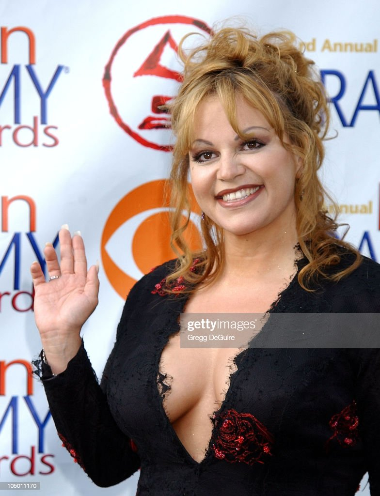 <a gi-track='captionPersonalityLinkClicked' href=/galleries/search?phrase=Jenni+Rivera&family=editorial&specificpeople=666166 ng-click='$event.stopPropagation()'>Jenni Rivera</a> during 3rd Annual Latin GRAMMY Awards - Arrivals at Kodak Theatre in Hollywood, California, United States.