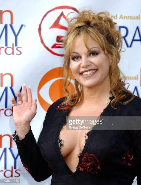 Jenni Rivera during 3rd Annual Latin GRAMMY Awards Arrivals at Kodak Theatre in Hollywood California United States