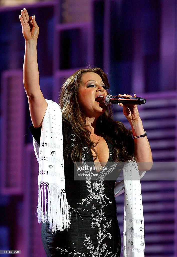 <a gi-track='captionPersonalityLinkClicked' href=/galleries/search?phrase=Jenni+Rivera&family=editorial&specificpeople=666166 ng-click='$event.stopPropagation()'>Jenni Rivera</a> performs onstage during the 9th Annual Latin Grammy Awards held at Toyota Center on November 13, 2008 in Houston, Texas.