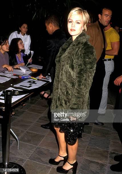 Jennie Garth at the Detour Magazine Party Garden of Eden Los Angeles