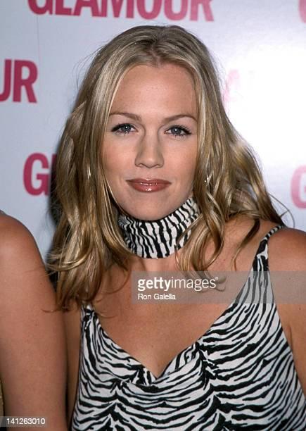 Jennie Garth at the Glamour Magazine Pre Emmy Party La Boheme West Hollywood
