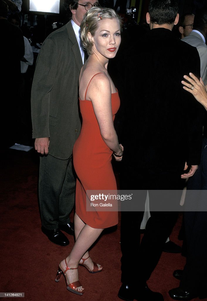Jennie Garth at the Premiere of 'Can't Hardly Wait' Mann's Chinese Theatre Hollywood