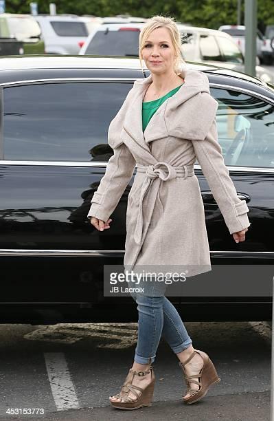 Jennie Garth is seen on December 2 2013 in Los Angeles California