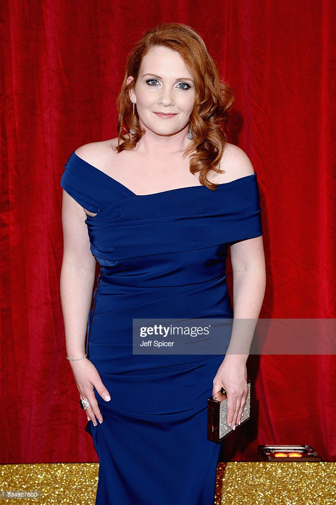 <a gi-track='captionPersonalityLinkClicked' href=/galleries/search?phrase=Jennie+McAlpine&family=editorial&specificpeople=626603 ng-click='$event.stopPropagation()'>Jennie McAlpine</a> attends the British Soap Awards 2016 at Hackney Empire on May 28, 2016 in London, England.