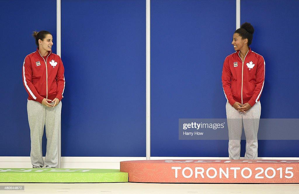 Toronto 2015 Pan Am Games - Day 2