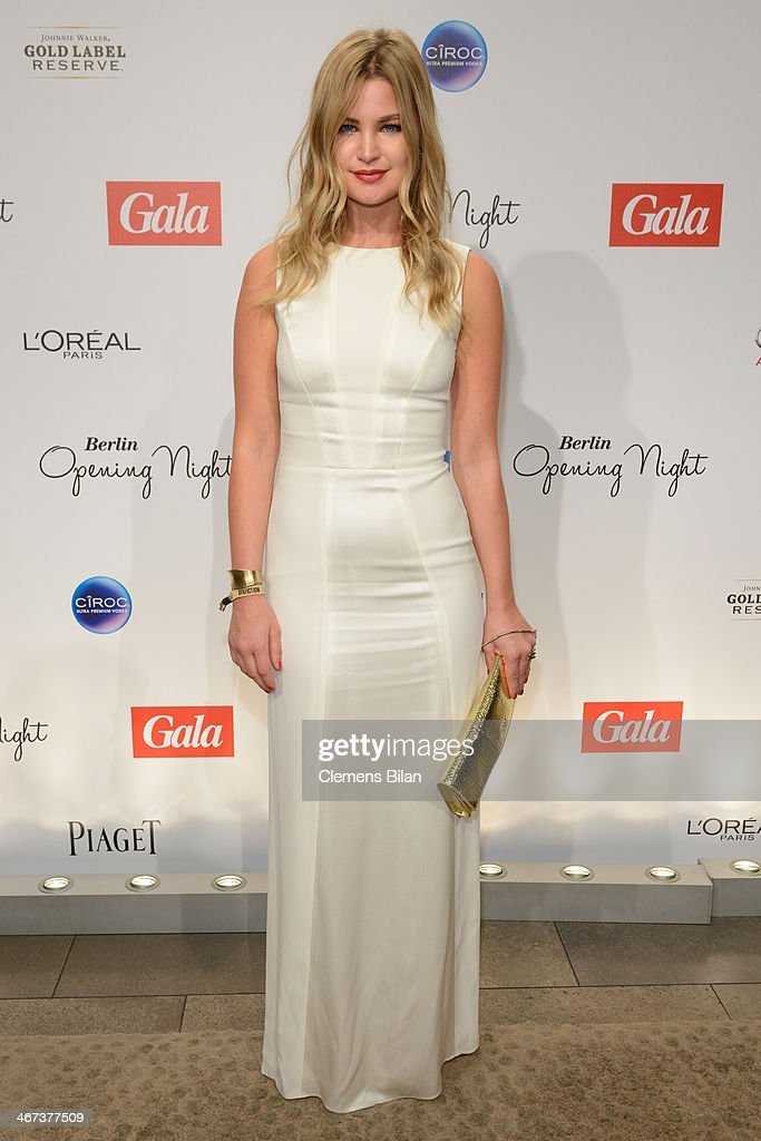 <a gi-track='captionPersonalityLinkClicked' href=/galleries/search?phrase=Jennifer+Akerman&family=editorial&specificpeople=6129403 ng-click='$event.stopPropagation()'>Jennifer Akerman</a> attends the Berlin Opening Night Of Gala & Ufa Fiction during the 64th Berlinale International Film Festival at Hotel Das Stue on February 6, 2014 in Berlin, Germany.