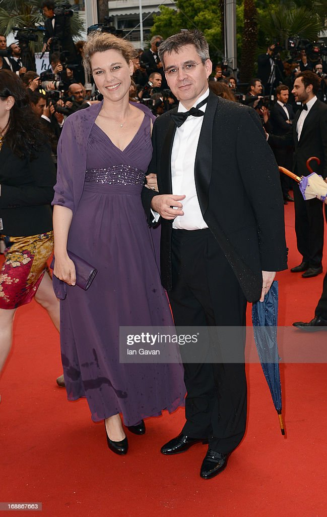 Jennifer and Ferdinand Langenreither attend Electrolux at Opening Night of The 66th Annual Cannes Film Festival at the Theatre Lumiere on May 15, 2013 in Cannes, France.