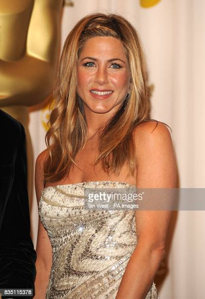 Jennifer Aniston at the 81st Academy Awards at the Kodak Theatre Los Angeles