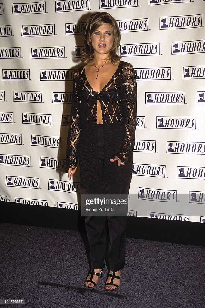 Jennifer Aniston attending the 1995 VH-1 Honors in Los Angeles 06/22/95
