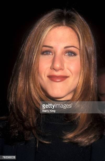 Jennifer Aniston attends the D Girl play opening