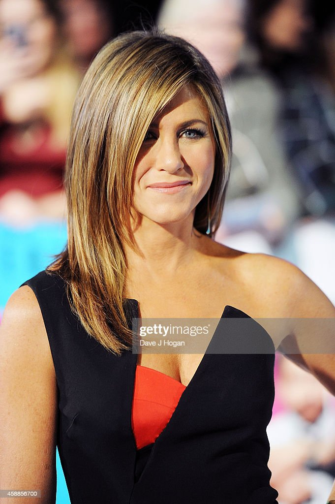 Jennifer Aniston attends the UK Premiere of 'Horrible Bosses 2' at the Odeon West End on November 12 2014 in London England