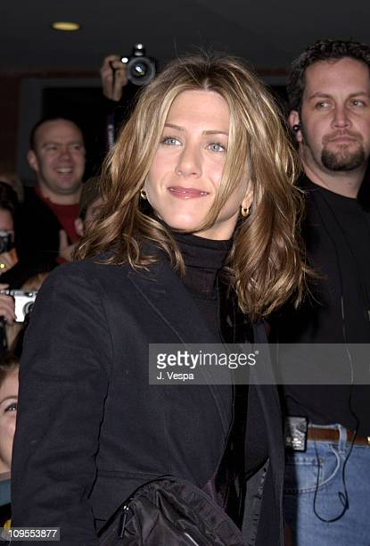 Jennifer Aniston during 2002 Sundance Film Festival 'The Good Girl' Premiere at Eccles Center For The Performing Arts in Park City Utah United States