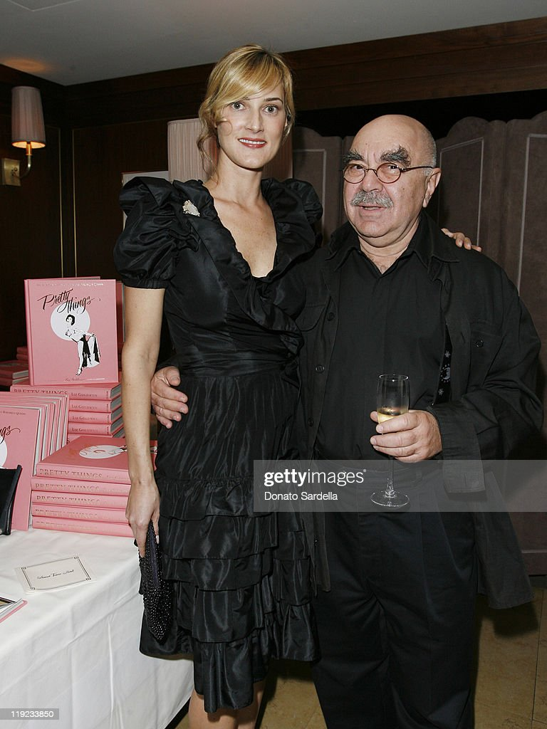 Jennifer Augustyn and Alan Heim during Liz Goldwyn 'Pretty Things' Book Party Hosted by Dior Beauty at Sunset Towers in West Hollywood California...