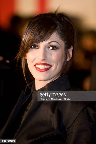 Jennifer Ayache attends the NRJ Music Awards 2010 at Palais des Festivals in Cannes