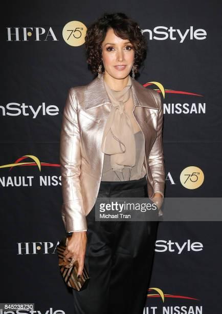 Jennifer Beals attends the HFPA InStyle Annual Celebration of 2017 Toronto International Film Festival held at Windsor Arms Hotel on September 9 2017...