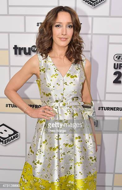 Jennifer Beals attends the Turner Upfront 2015 at Madison Square Garden on May 13 2015 in New York City 25201_002_TW_0277JPG