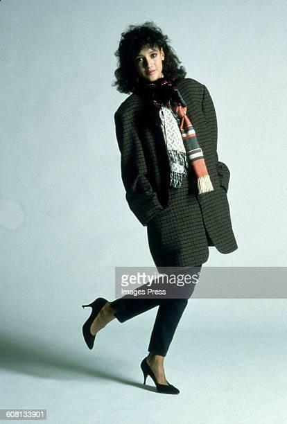 Jennifer Beals in Flashdance promo photos circa 1983