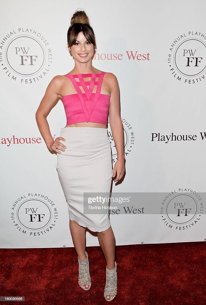 Jennifer Black attends the 17th annual Playhouse West Film Festival 'Daisy's' premiere at El Portal Theatre on September 7, 2013 in North Hollywood, California.