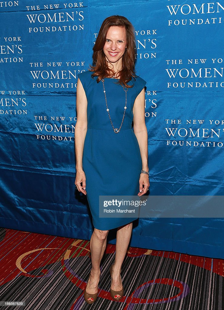 Jennifer Buffett attends The 26th Annual Celebrating Women Breakfast at The New York Marriott Marquis on May 9, 2013 in New York City.