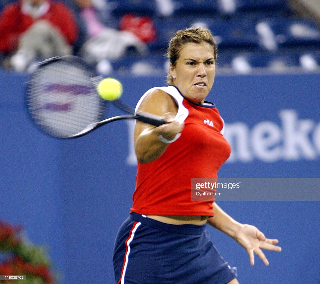 2003 US Open Women s Singles Fourth Round Jennifer Capriati