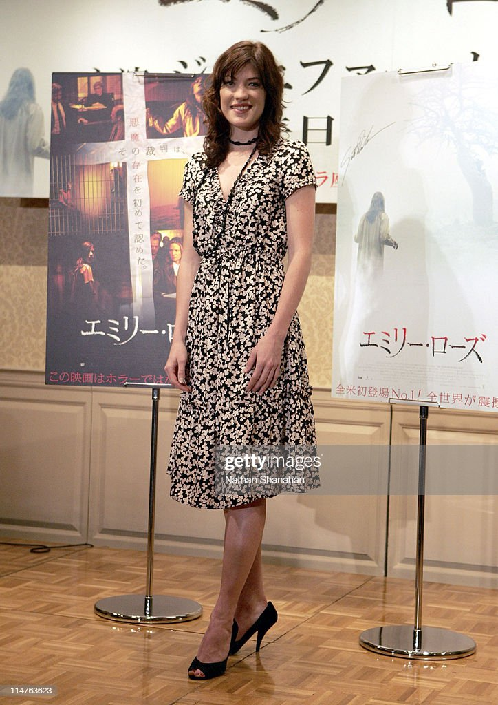 """""""The Exorcism of Emily Rose"""" Tokyo Press Conference"""