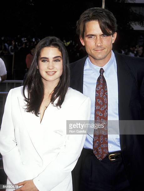 Jennifer Connelly and Billy Campbell