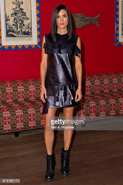 Jennifer Connelly attends a photocall for 'American Pastorial' at the Ham Yard Hotel on October 7 2016 in London England