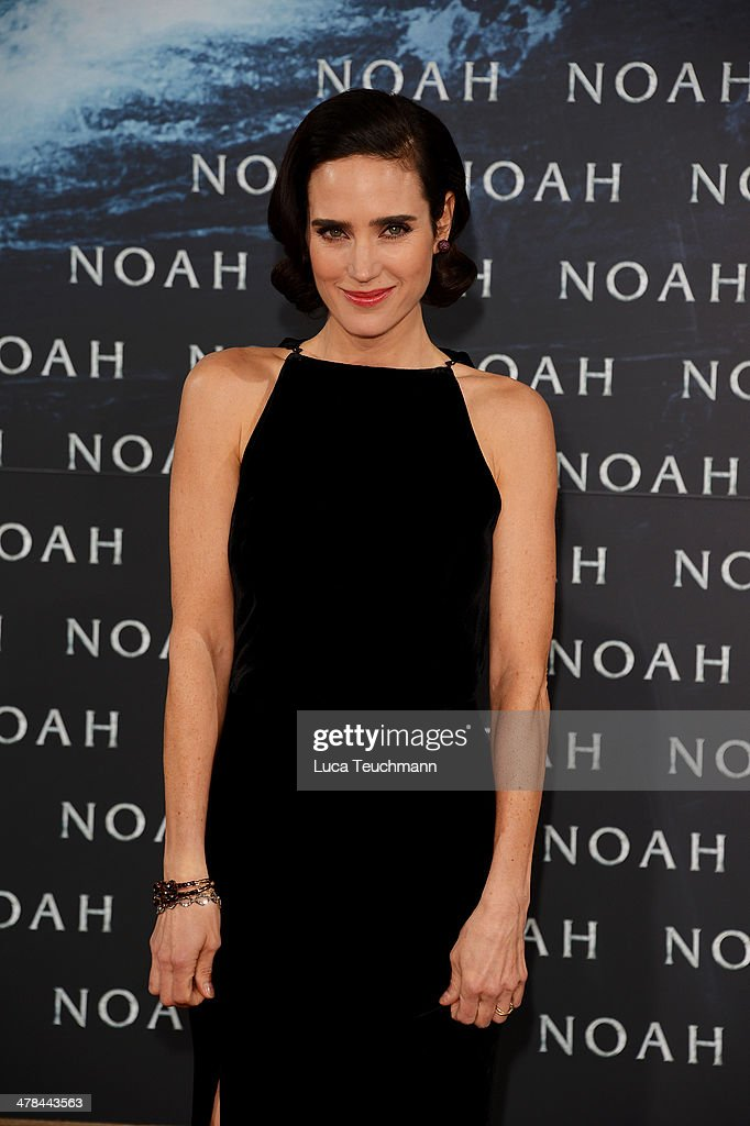 <a gi-track='captionPersonalityLinkClicked' href=/galleries/search?phrase=Jennifer+Connelly&family=editorial&specificpeople=201581 ng-click='$event.stopPropagation()'>Jennifer Connelly</a> attends 'Noah' Germany Premiere at Zoo Palast on March 13, 2014 in Berlin, Germany.