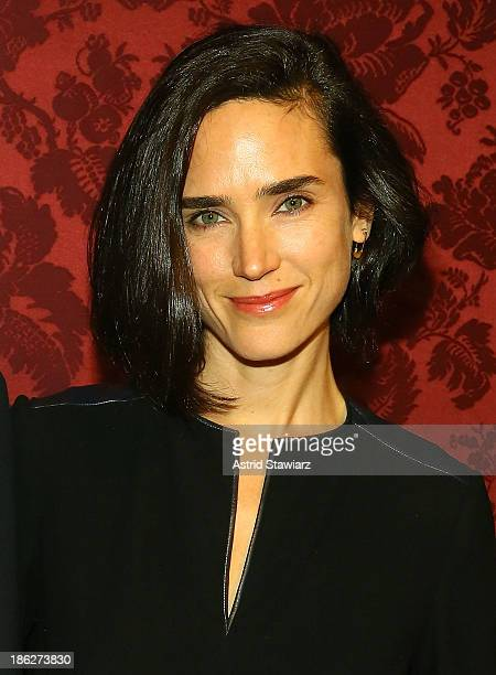 Jennifer Connelly attends the 19th Annual Artwalk NY at 82 Mercer on October 29 2013 in New York City