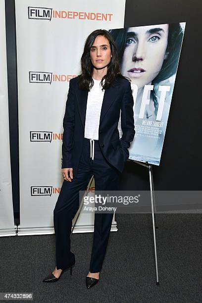 Jennifer Connelly attends the Film Independent Special Screening Of 'Aloft' at The Landmark Theater on May 21 2015 in Los Angeles California
