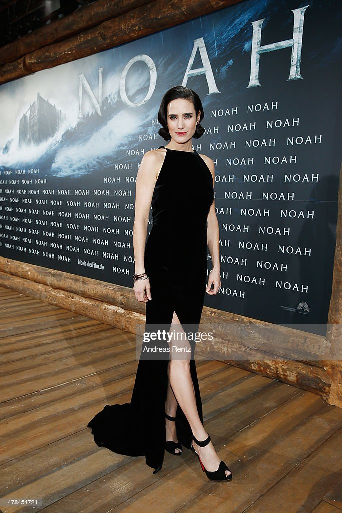 Jennifer Connelly attends the premiere of Paramount Pictures' 'NOAH' at Zoo Palast on March 13, 2014 in Berlin, Germany.