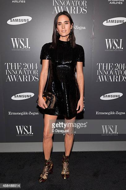 Jennifer Connelly attends WSJ Magazine's 'Innovator Of The Year' Awards at the Museum of Modern Art on November 5 2014 in New York City