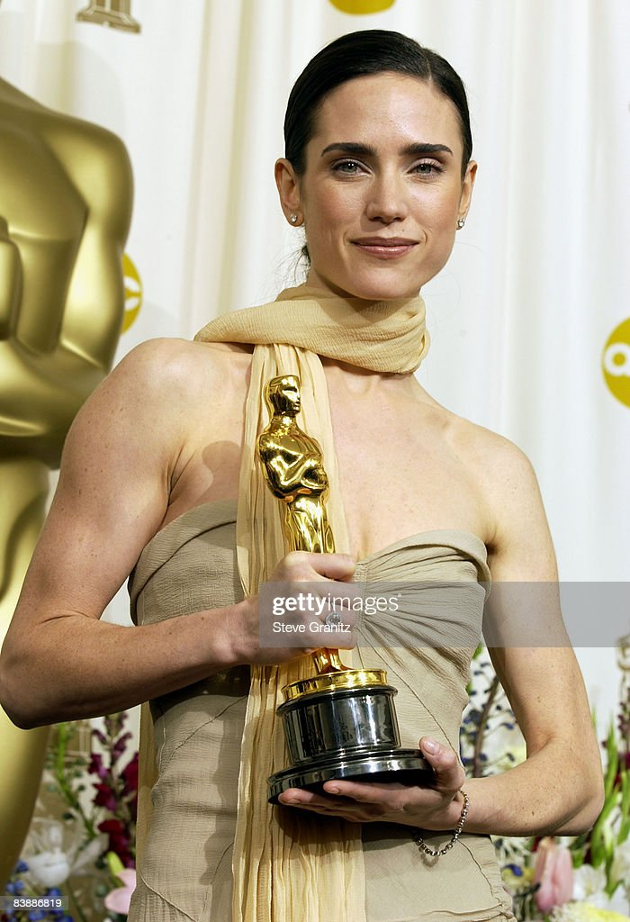 Jennifer Connelly, Best Supporting Actress for 'A Beautiful Mind'.