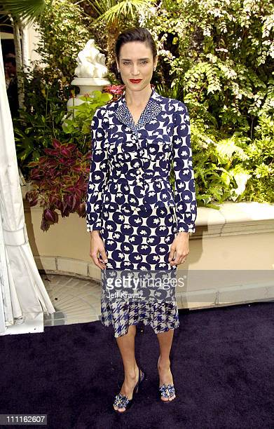 Jennifer Connelly during 11th Annual Premiere Women In Hollywood Lunch at Four Seasons in Beverly Hills California United States
