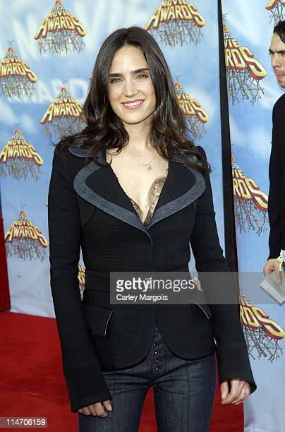 Jennifer Connelly during 2005 MTV Movie Awards Arrivals at Shrine Auditorium in Los Angeles California United States