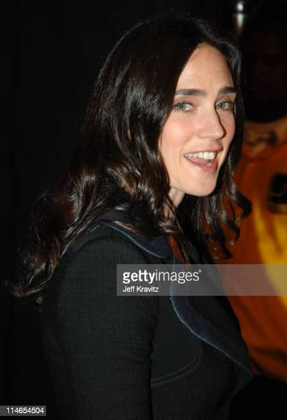 Jennifer Connelly during 2005 MTV Movie Awards Backstage and Audience at Shrine Auditorium in Los Angeles California United States