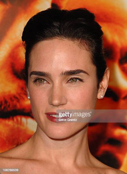 Jennifer Connelly during 'Blood Diamond' Los Angeles Premiere Arrivals at Grauman's Chinese Theatre in Hollywood California United States